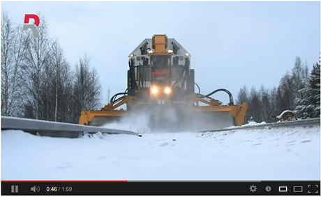 Snow Removal i arbete Youtube
